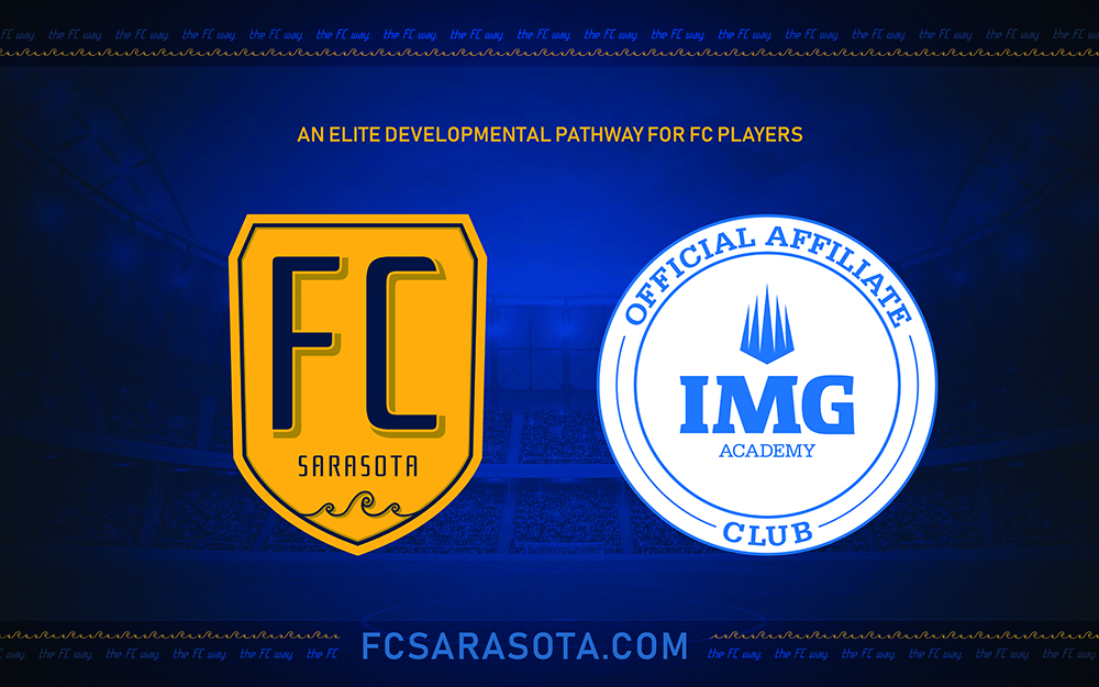 FC Sarasota/IMG Affiliation - League Announcement